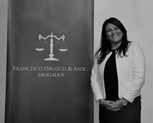 Dña. Mónica Guzmán. Lic. en Derecho.